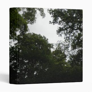 Creepy Forest Photo Album 3 Ring Binder