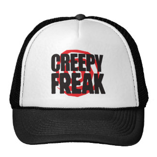 Creepy Freak Hat