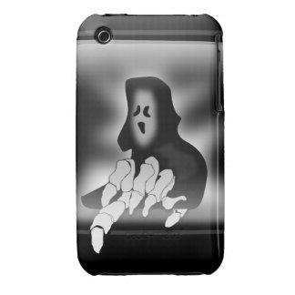 """Creepy Ghost"" iPhone 3 Case"