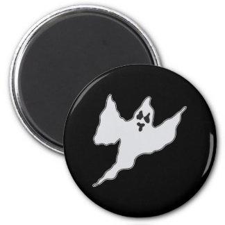 Creepy Ghost Magnet