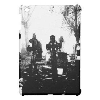 Creepy Gothic Graveyard iPad Mini Cases