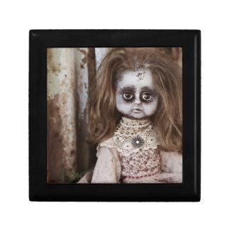 Creepy Doll Gift Boxes Keepsake Boxes Zazzle