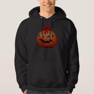 Creepy Halloween Jack O' Lantern Hoodie
