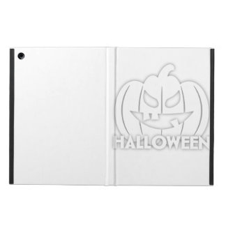 Creepy Halloween pumpkin Case For iPad Air