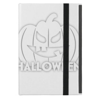 Creepy Halloween pumpkin Case For iPad Mini