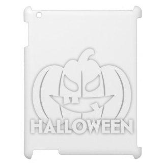 Creepy Halloween pumpkin Case For The iPad