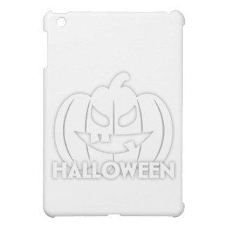 Creepy Halloween pumpkin Case For The iPad Mini