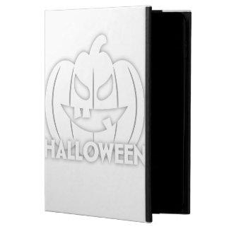 Creepy Halloween pumpkin Powis iPad Air 2 Case
