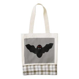 ccebfa18dc8 Creepy Vampire Fangs Bags   Zazzle