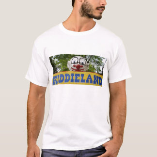 Creepy Kiddieland Clown T-Shirt
