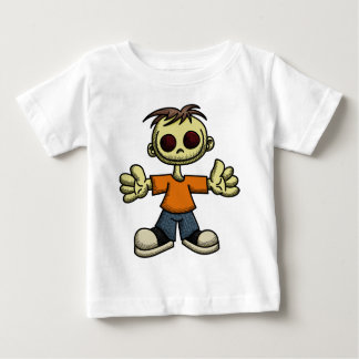 Creepy Little Boy Baby T-Shirt