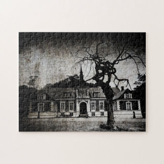 Creepy mansion - Puzzle
