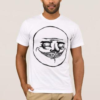 Creepy Me Gusta - 2-sided American Apparel T-Shirt
