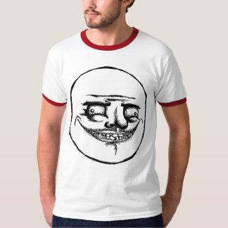 Creepy Me Gusta - 2-sided Ringer T-Shirt