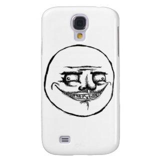 Creepy Me Gusta Face Galaxy S4 Case