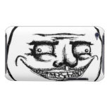 Creepy Me Gusta Face iPod Touch Covers