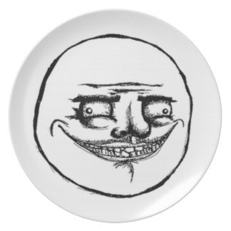 Creepy Me Gusta Face Plate