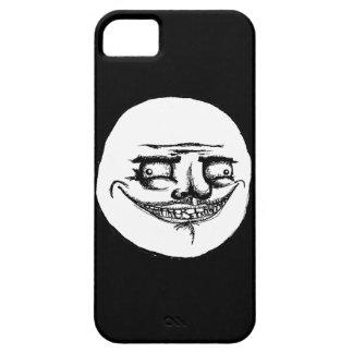 Creepy Me Gusta - iPhone 5 Black Case