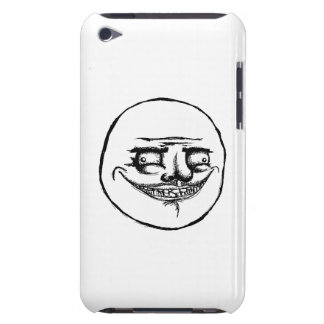 Creepy Me Gusta - iPod Touch 4 Case
