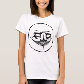 Creepy Me Gusta - Ladies Fitted T-Shirt