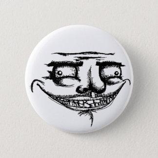 Creepy Me Gusta - Pinback Button