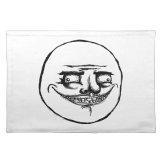 Creepy Me Gusta - Placemat