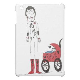 Creepy New Mom iPad Mini Cover