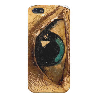Creepy Odd Eye Ball Looking At You iPhone SE/5/5s Cover