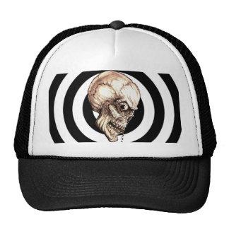 CREEPY SKULL HAT