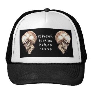 CREEPY SKULL HATS