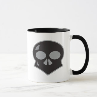 Creepy Skull Mugs