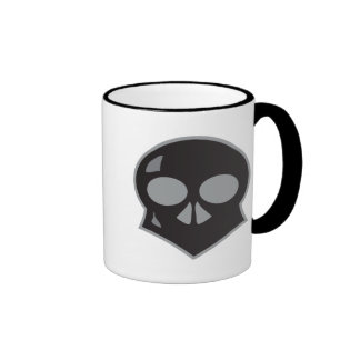 Creepy Skull Mugs