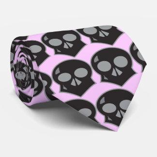Creepy Skull Tie