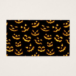 Creepy Smiles Business Card