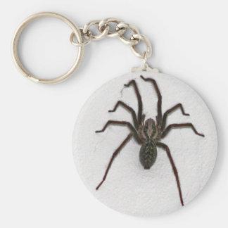 Creepy Spider Keychains