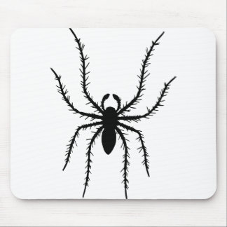 Creepy Spider Mouse Pad
