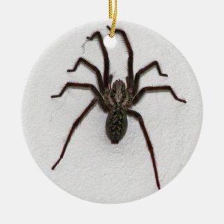 Creepy Spider Ornaments