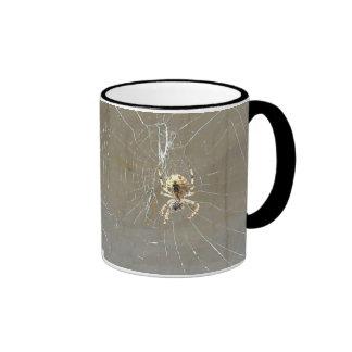 Creepy Spider Web Mug