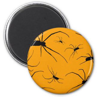 Creepy Spiders Magnet