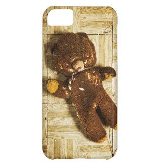Creepy Teddy iPhone 5C Case