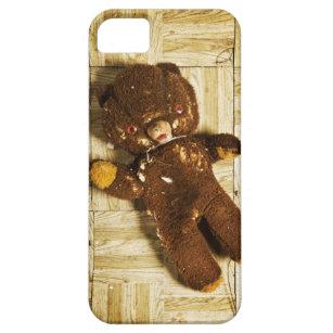 Creepy Teddy iPhone SE/5/5s Case