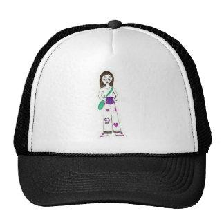 Creepy the Bowler Hats