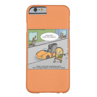 Creepy Toaster Funny iPhone 6 Case