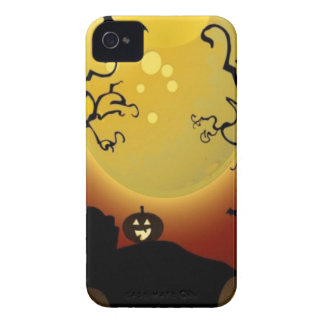 Creepy trees design iPhone 4 cases