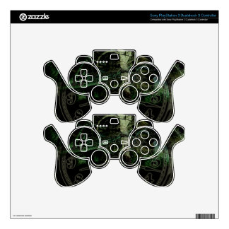 Creepy Trees Time Skin For PS3 Controller
