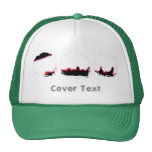 Creepy Trucker Hat