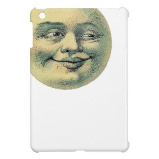 Creepy Victorian Moon Guy Case For The iPad Mini