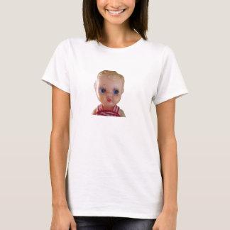 Creepy Vintage Baby Doll Shirt