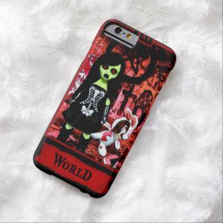Creepy World Tarot Card iPhone 6 Case