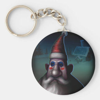 """""""Creepy Xamas"""" by HATE Basic Round Button Keychain"""
